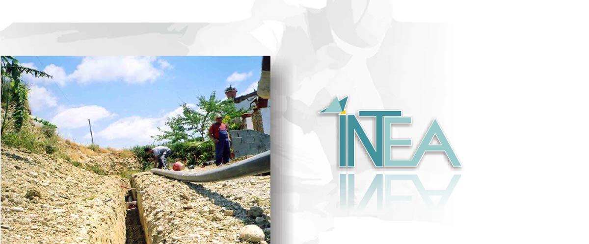 Costruzione condotte d'acqua e opere idrauliche