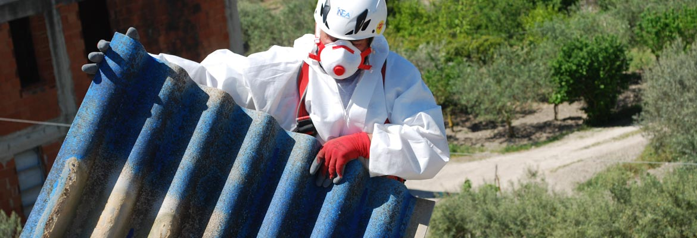 Rimozione dell'amianto in Sicilia